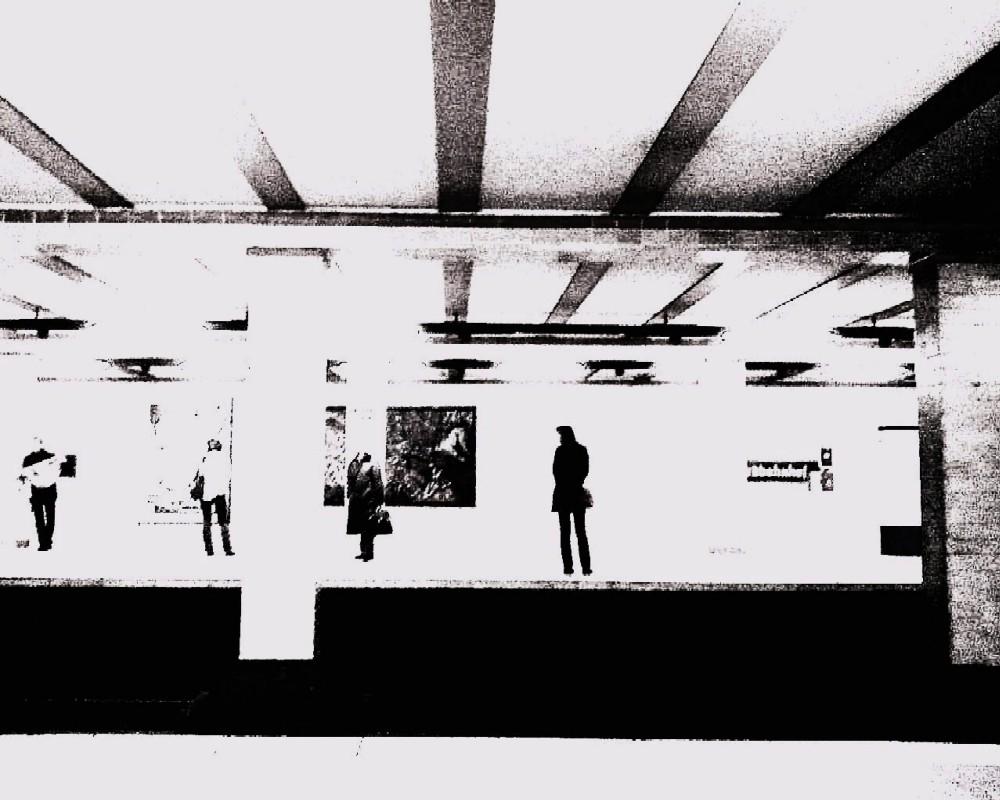 Warten im Untergrund