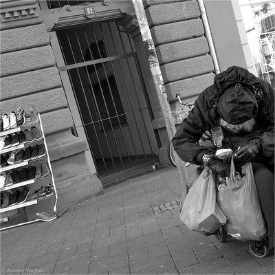 Warum die Bettler noch leben ?
