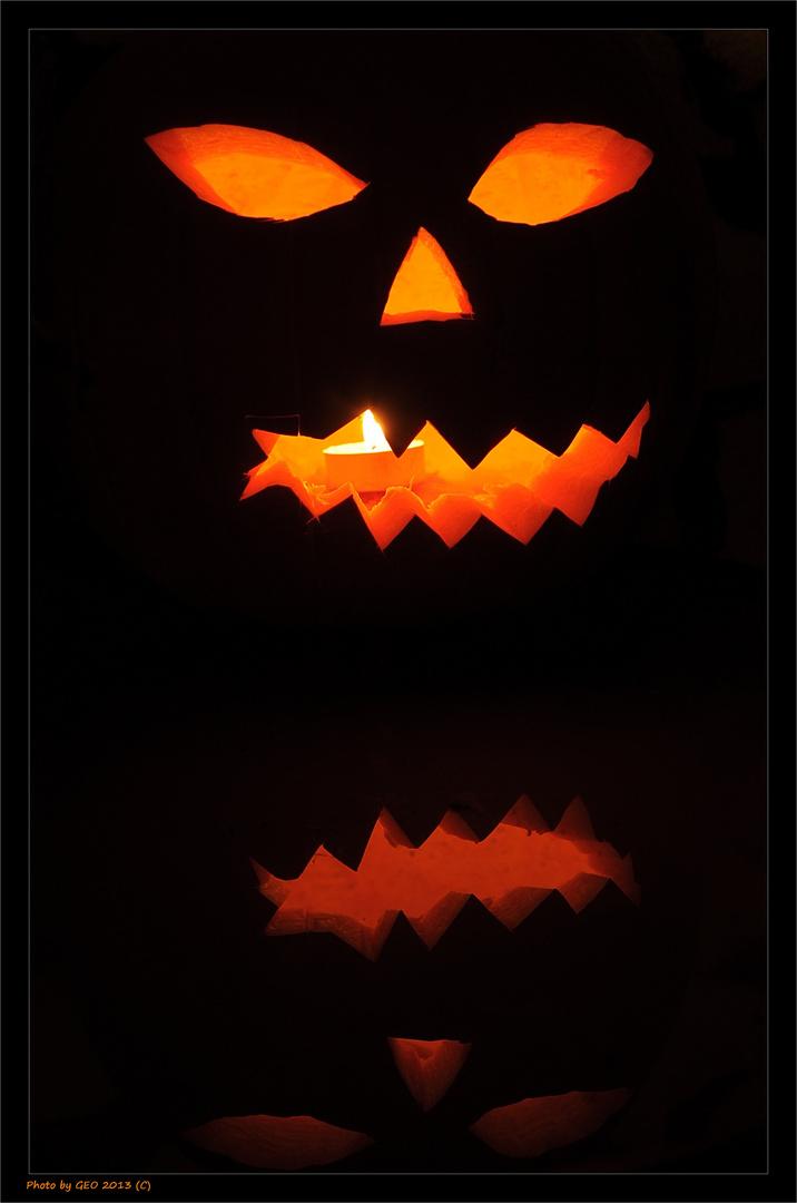 Warum ich Halloween nicht mag ....