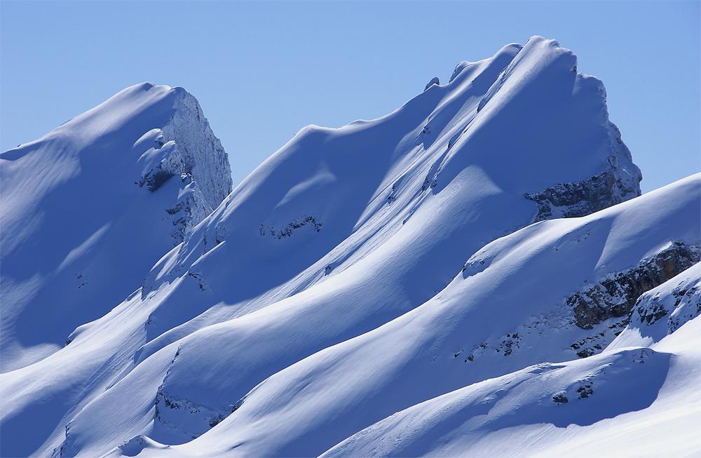 Warum immer vom kanadischen Winter träumen ?