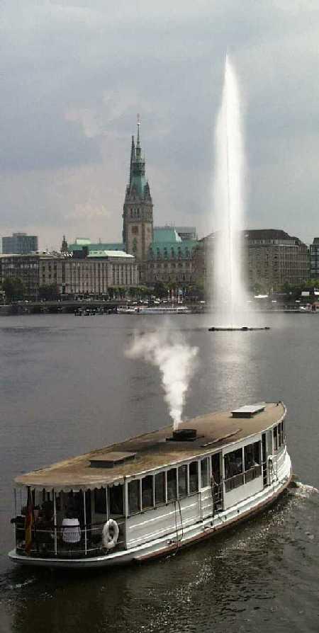 Warum in die Ferne schweifen - Hamburg liegt so nah