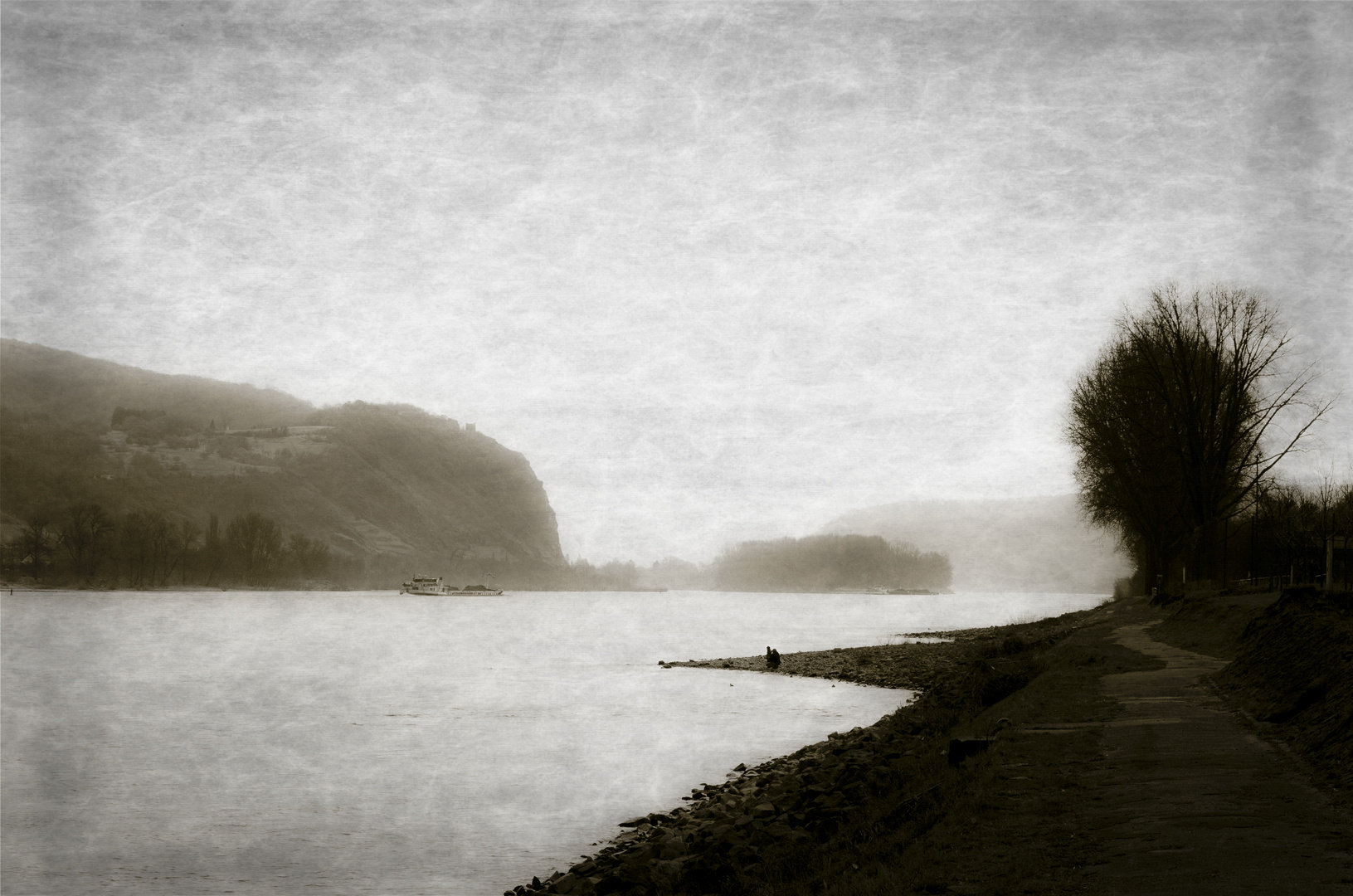 Warum ist es am Rhein so schön....
