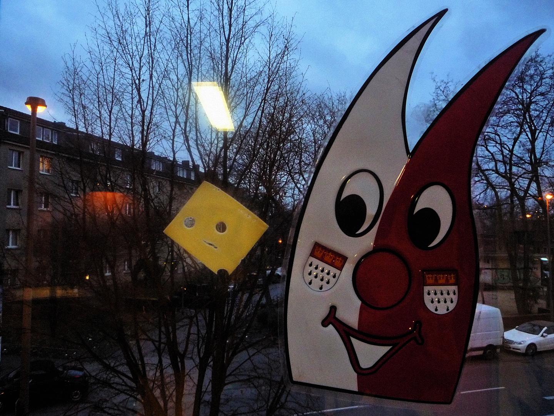 Warum ist in Köln alles Käse und dennoch überwiegt der Frohsinn ?