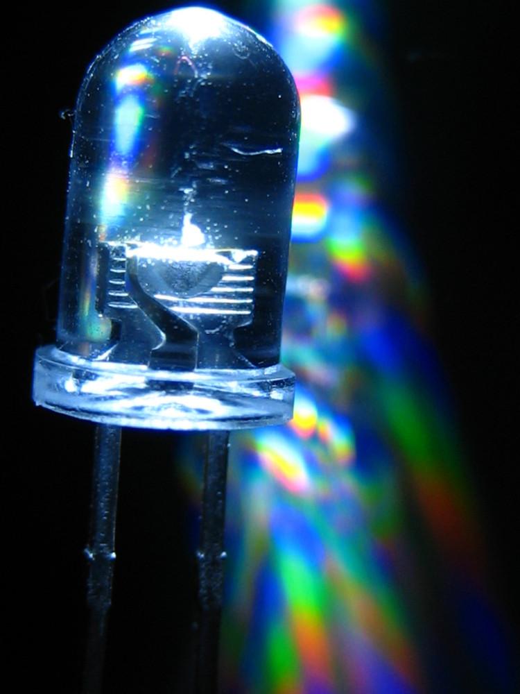 Warum LED's leuchten