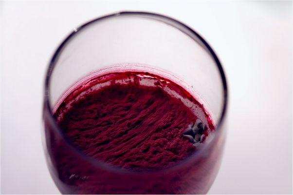 Was aus Wein werden kann V