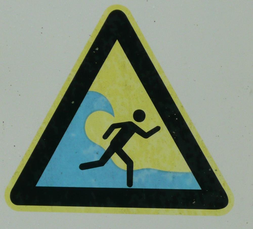 Was bedeutet dieses Schild