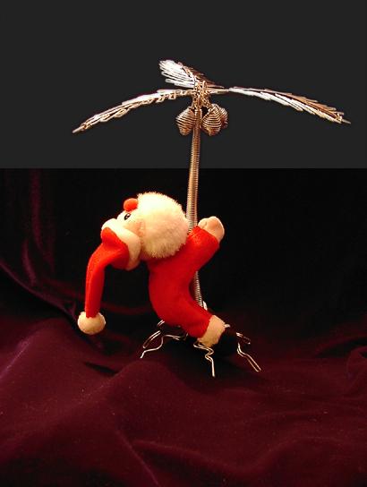 Was bringt Santa auf die Palme?