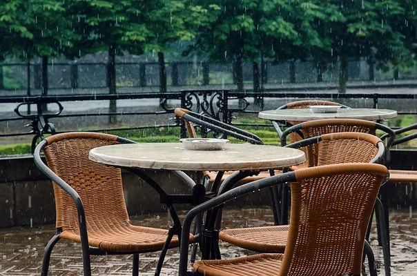 Was fotografiert man bei Regen?