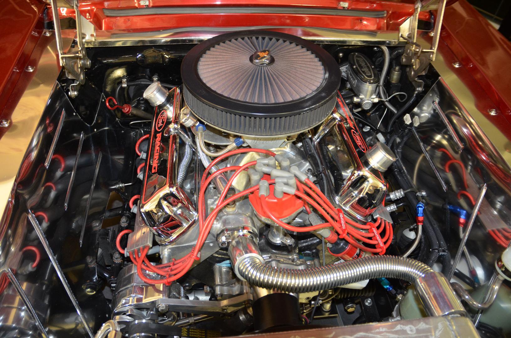 Was für ein Motor.