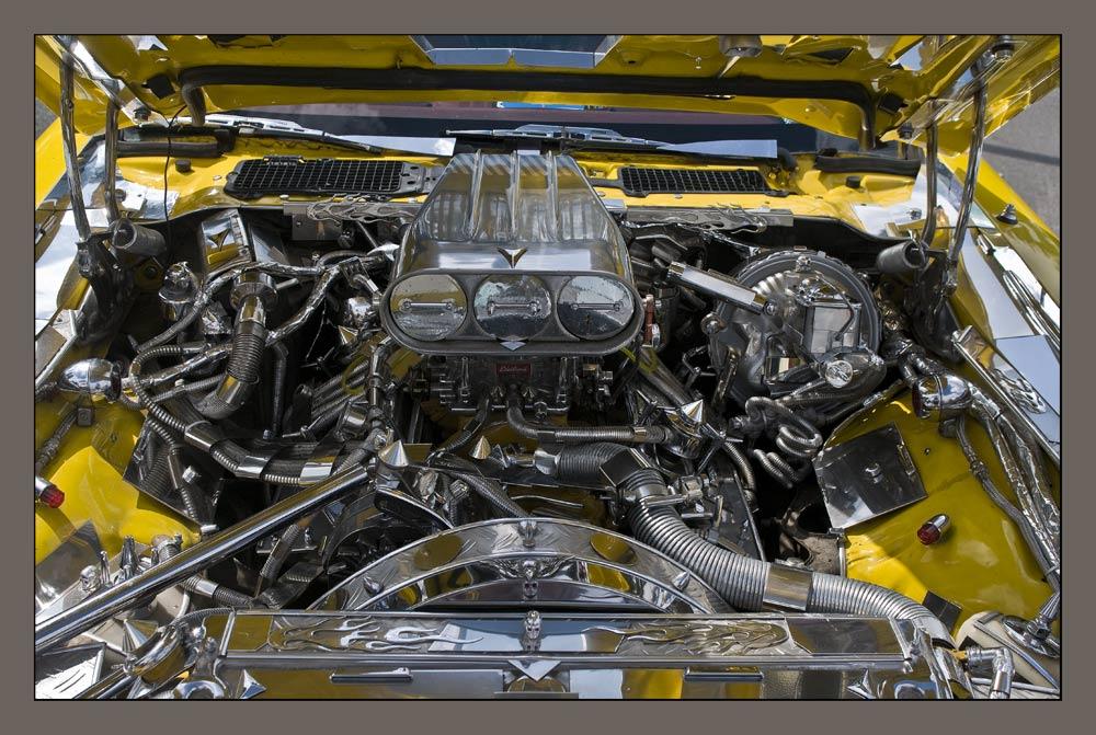Was für ein Motor.......!!!