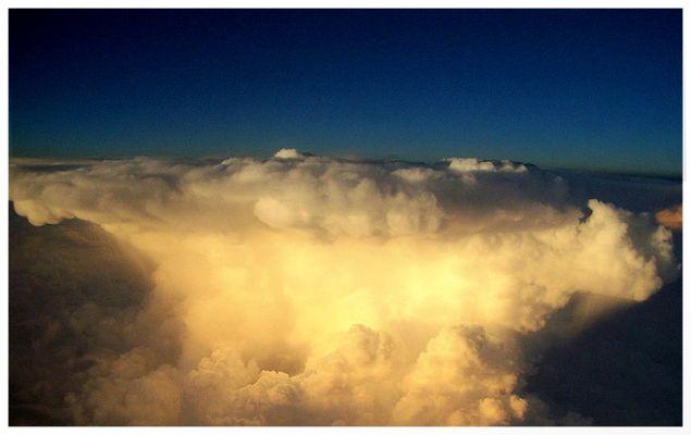 Was für eine Gewitterwolke...