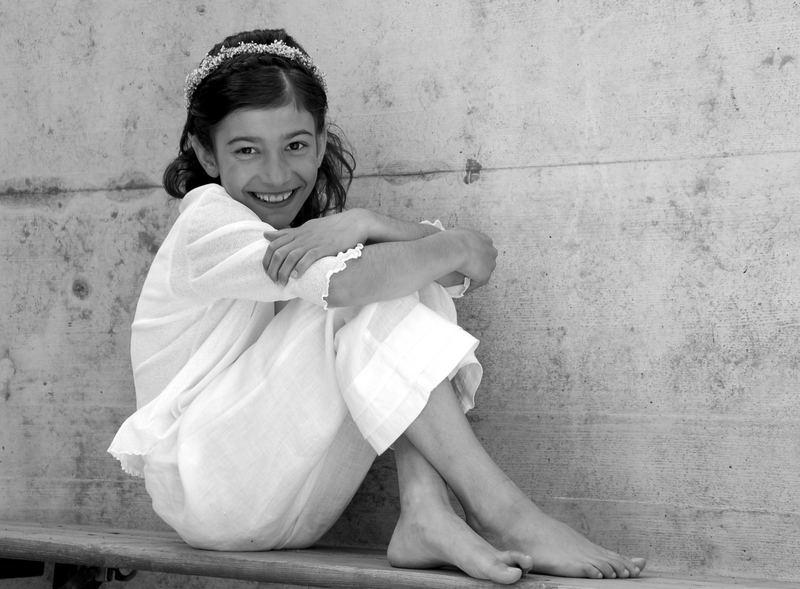 Was gibt s schöneres als ein lachendes Kind