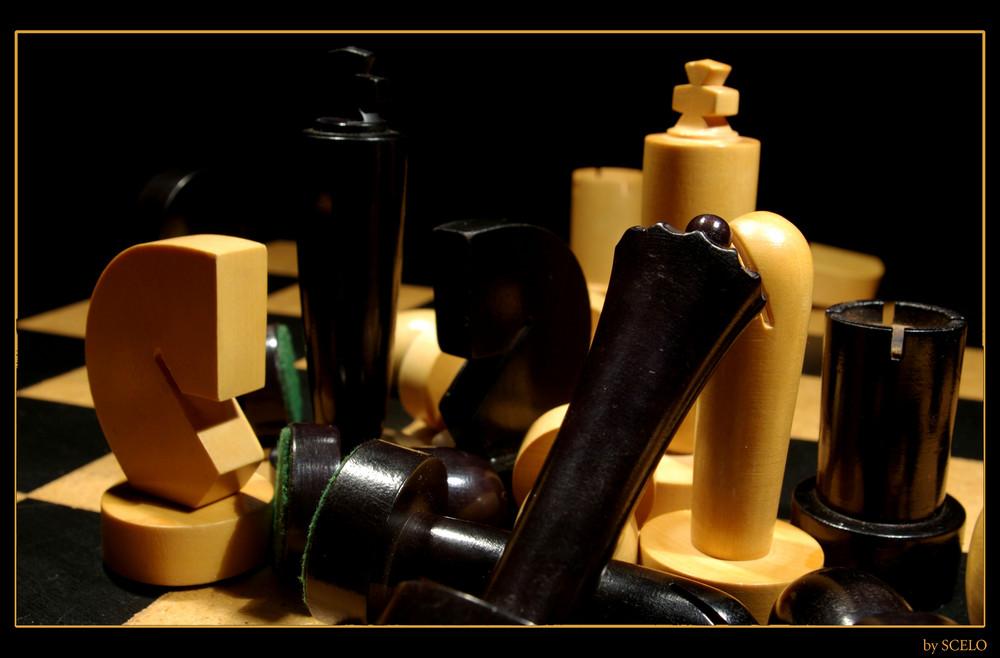 Was hat DAS noch mit Schach zu tun?