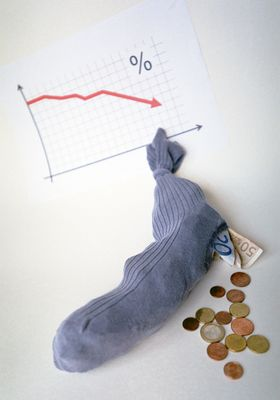 Was läuft schief - das liebe Geld?