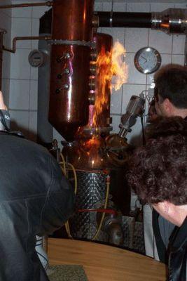 Was man aus einem feinen Destillat alles machen kann...