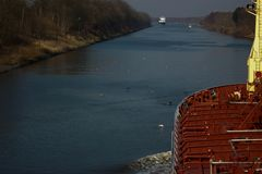 Was nützt uns der Nord-Ostsee-Kanal