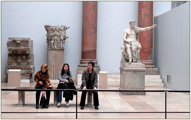 Was Sie schon immer über das Pergamon-Museum wissen wollten ....