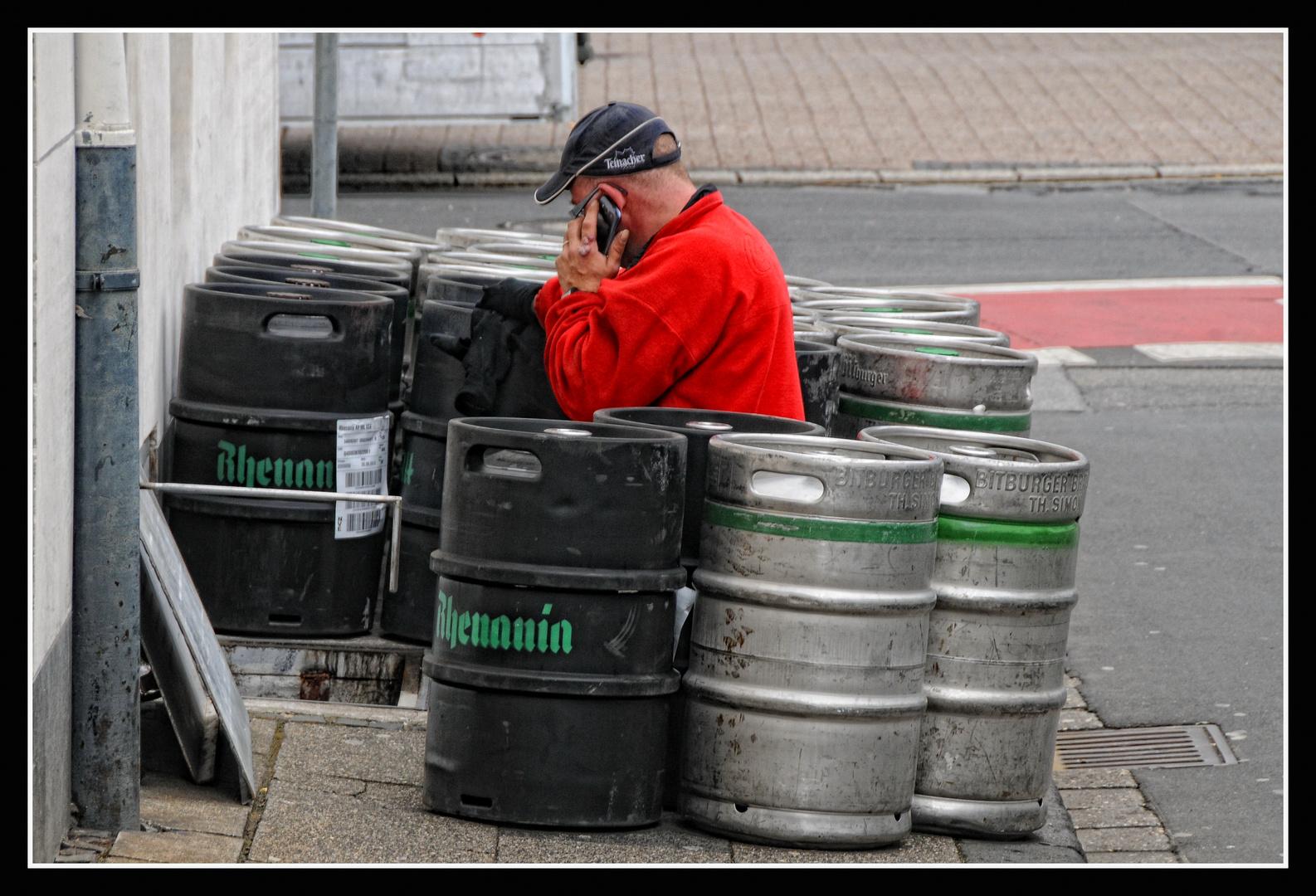 """""""Was soll das heißen: Anti-Alkoholiker- Fete?"""""""
