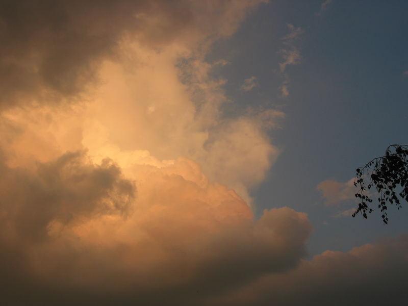 Was will uns diese Wolke sagen?