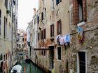 Wasch-Tag in Venedig