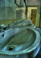 Waschreihe