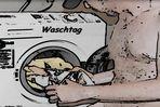 Waschtag...