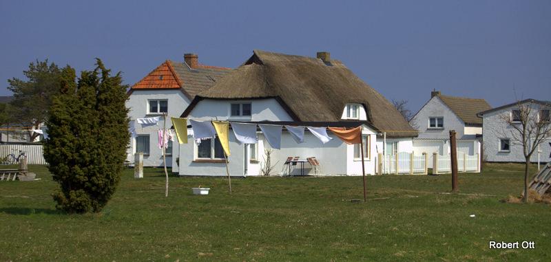 Waschtag in Neuendorf