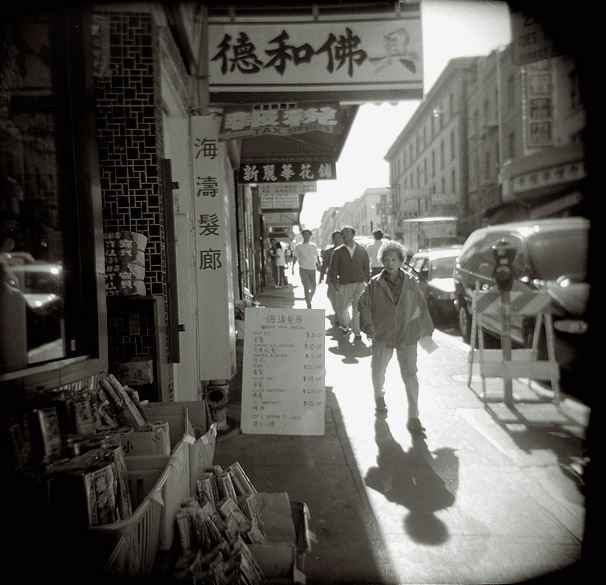 Washington Gai (Street)