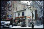 Washington Square Diner. Let it snow...