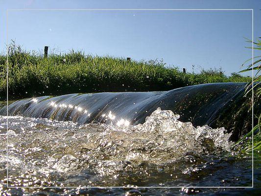 Wasser^^