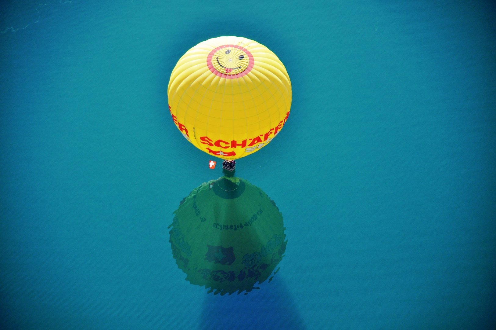 Wasser Ballon