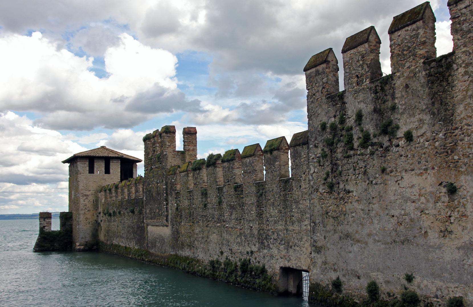 Wasser Burg