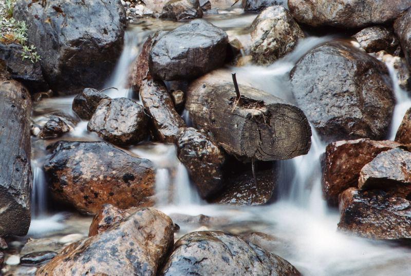 Wasser - ein Element das immer wieder fasziniert!