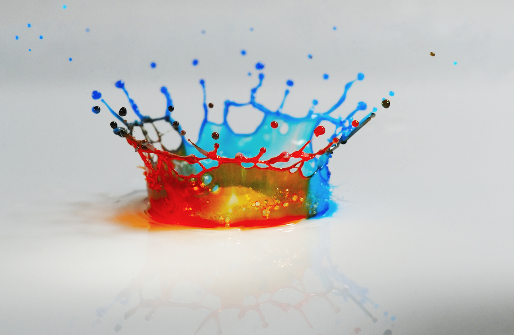 Wasser-Farb-Krone 01