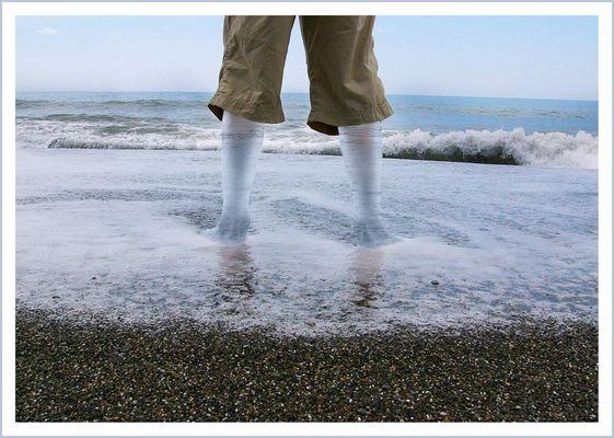 Wasser in den Beinen?