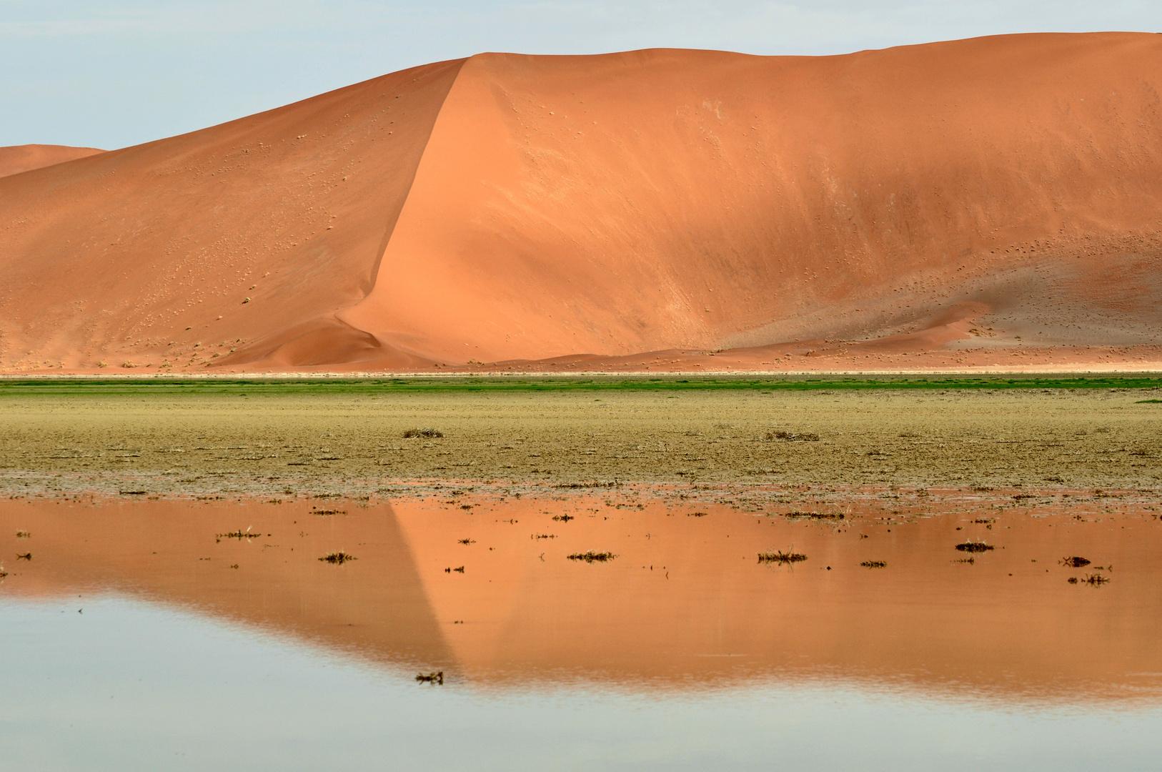 Wasser in der Wüste