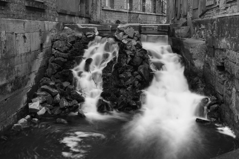Wasser in Mühlhausen