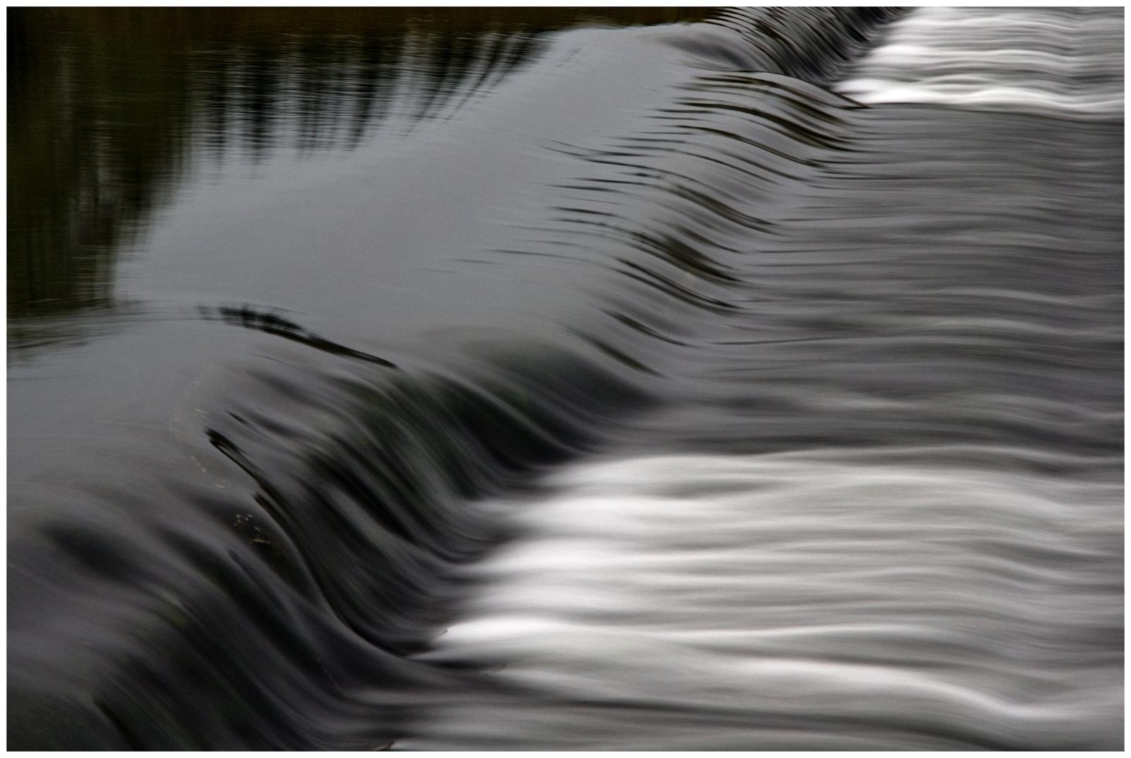 Wasser in Zeitlupe