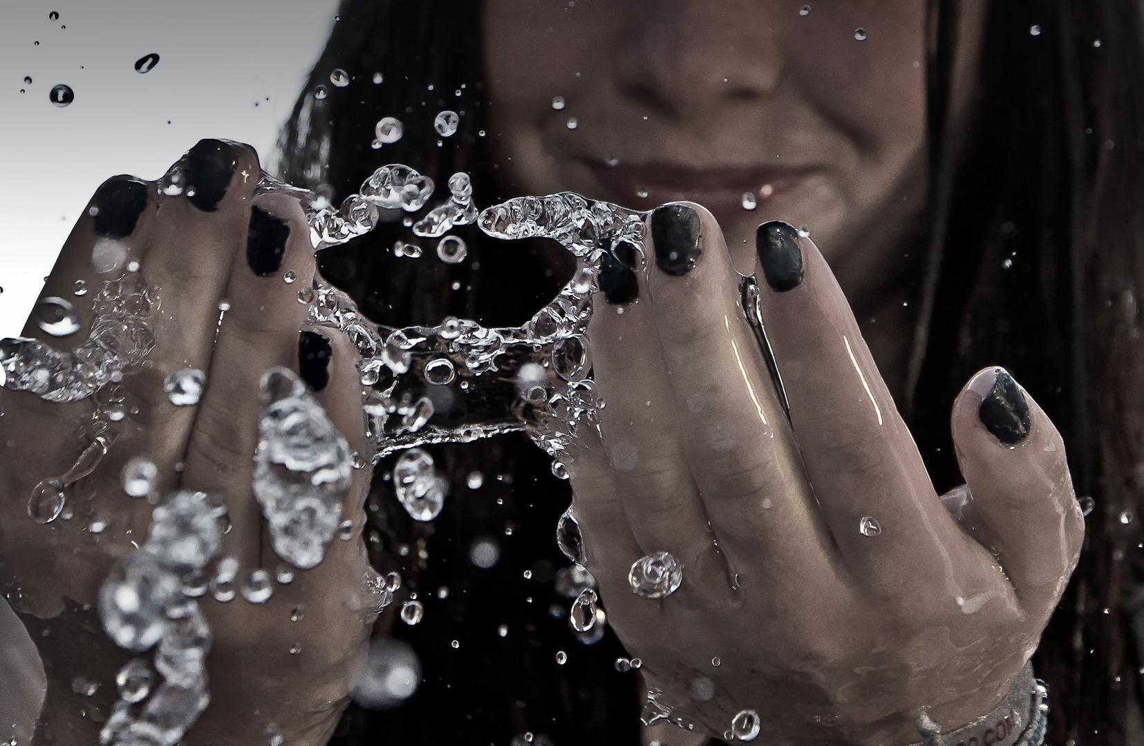 - Wasser ist Leben -