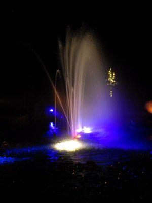 Wasser & Licht