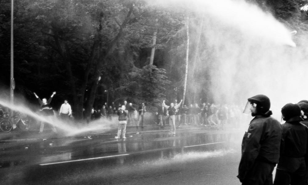 Wasser Marsch!