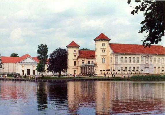 Wasser mit Schloss (Rheinsberg)