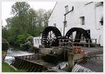 Wasser Mühle am Hariksee