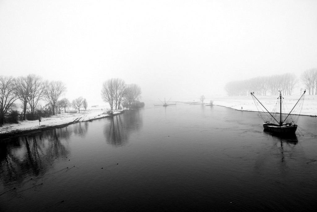 Wasser & Schnee