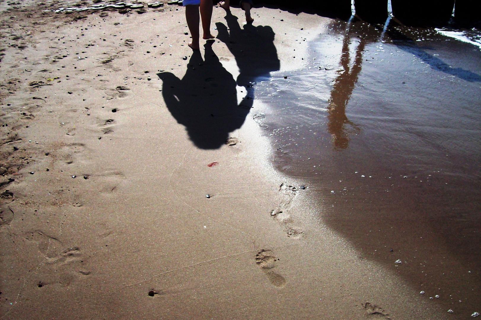 Wasser, Sonne und Sand