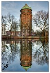 Wasser - Turm