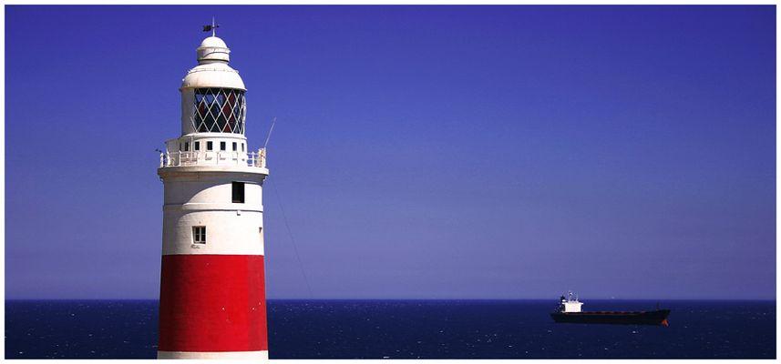 Wasser Turm Schiff