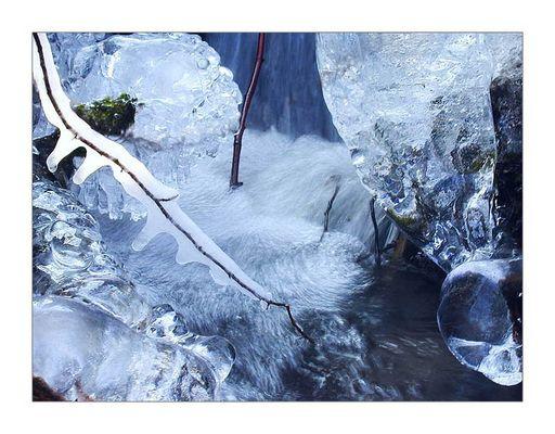Wasser und Eis II