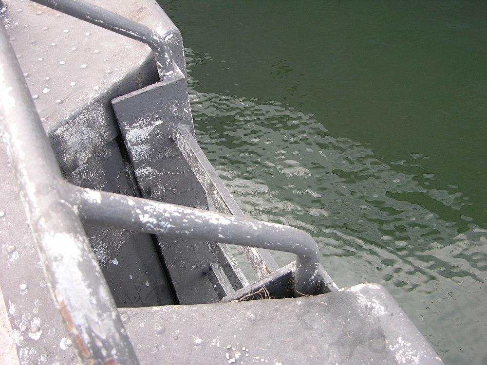 Wasser und Stahl
