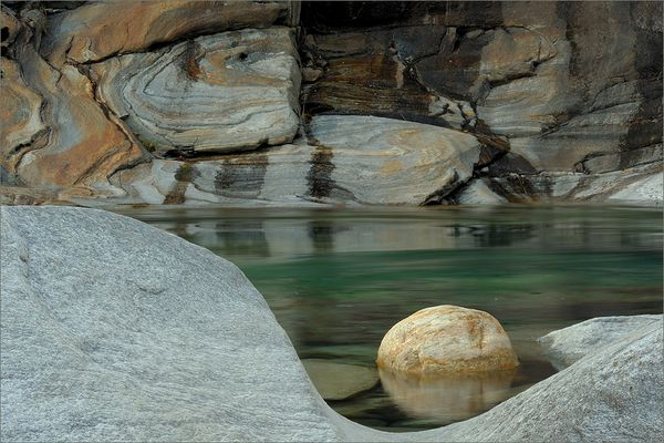 ~ Wasser und Stein ~